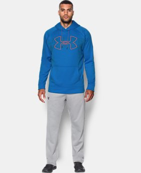 New Arrival Men's UA Storm Armour® Fleece Graphic Hoodie  7 Colors $64.99