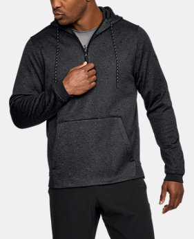Men's UA Storm Armour® Fleece ¼ Zip Hoodie LIMITED TIME OFFER 2 Colors $39.99