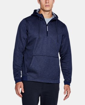 Men's UA Storm Armour® Fleece ¼ Zip Hoodie LIMITED TIME OFFER 1 Color $46.14