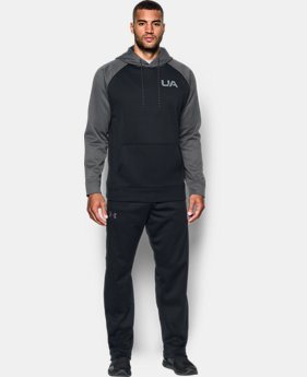 Men's UA Storm Armour® Fleece Colorblock Hoodie 40% OFF: CYBER WEEKEND ONLY 1 Color $32.99
