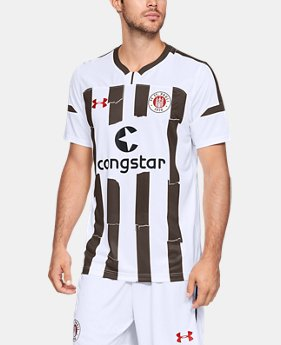 Men's St. Pauli Replica Jersey  1  Color Available $90