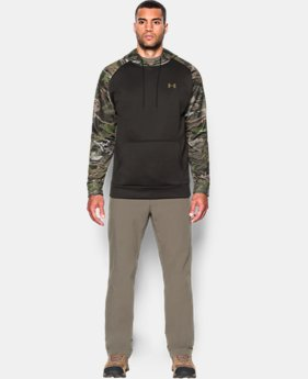 Men's UA Storm Armour Fleece® Camo Hoodie  1  Color Available $48.74