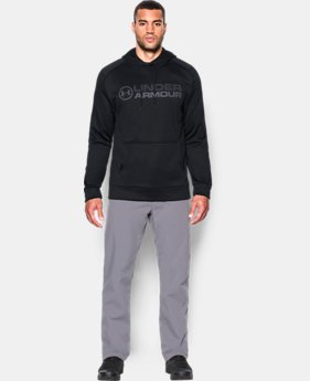 Men's UA Storm Armour Fleece® Stacked Hoodie  1 Color $56.24