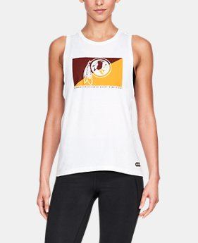 Women's NFL Combine Authentic Muscle Tank  8 Colors $26.24