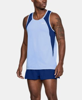 New Arrival Men's UA CoolSwitch Singlet  2  Colors $45