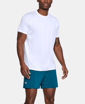 Men's UA CoolSwitch Short Sleeve FREE U.S. SHIPPING  $45