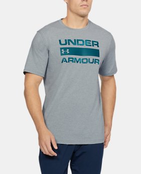 Men's UA Team Issue Wordmark T-Shirt  1 Color $25 to $30