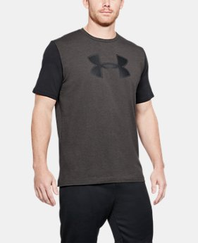 Men's UA Big Logo T-Shirt  4  Colors $35