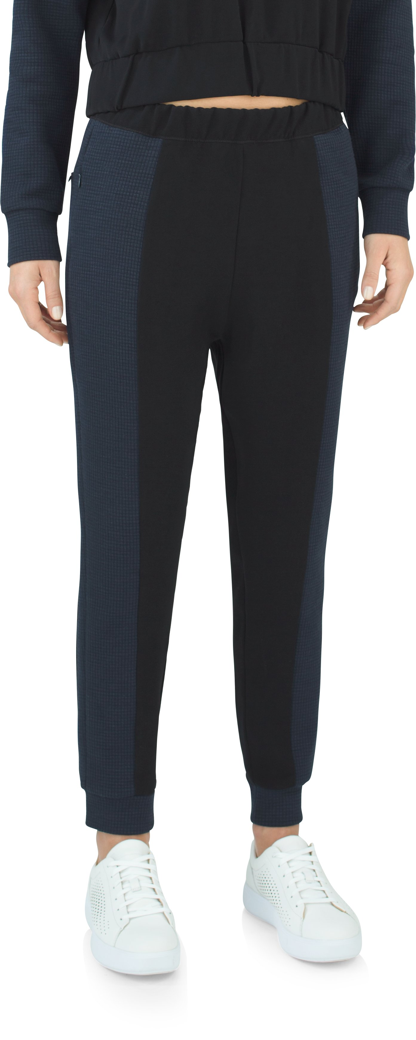Women's Sweatpants, Black , zoomed image