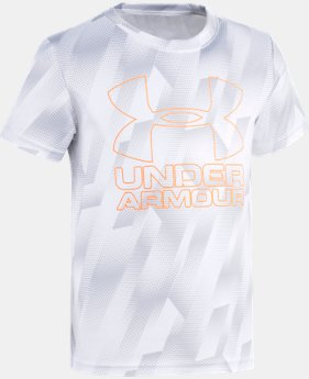 Boys' Pre-School UA Sandstorm Short Sleeve Shirt  1 Color $14.24