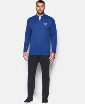 Men's Chicago Cubs US Storm SweaterFleece ¼ Zip  1 Color $59.99