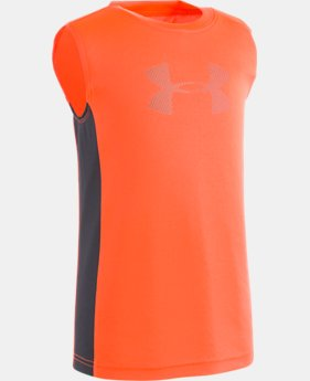 Boys' Infant UA Tank Sleeveless Shirt  1  Color Available $18