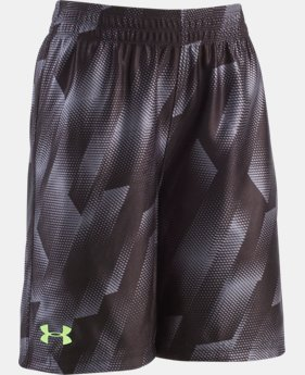 Boys' Pre-School UA Sandstorm Speed Shorts  1 Color $15.74