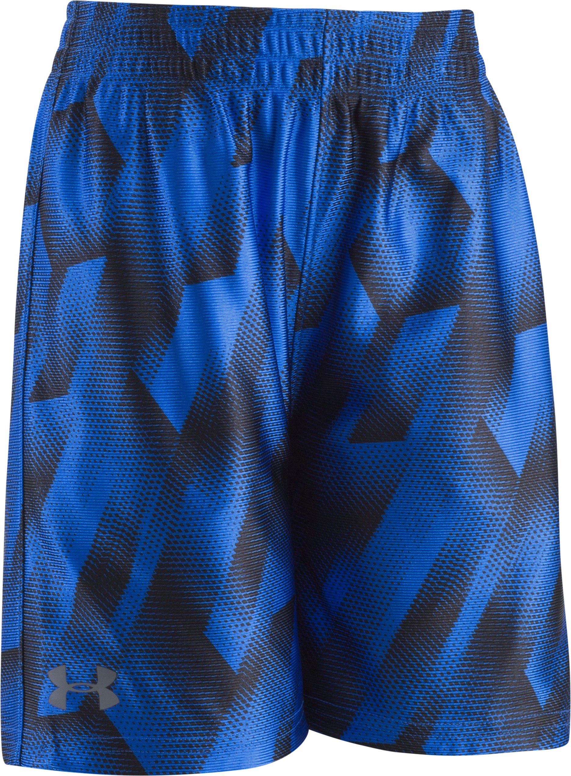 Boys' Toddler UA Sandstorm Speed Shorts, ULTRA BLUE