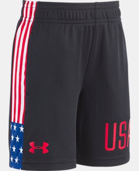Boys' Infant UA USA Shorts  1 Color $17.99