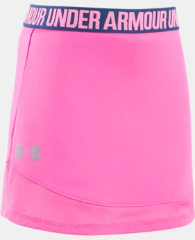 Girls' Pre-School UA Ace Skort  1 Color $18.99