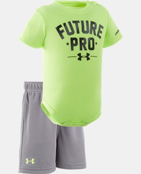 Boys' Newborn UA Future Pro Set  1 Color $16.99
