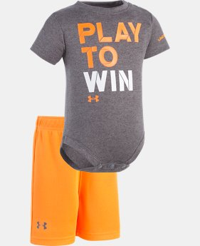 Boys' Newborn UA Play To Win Set  1 Color $20.99