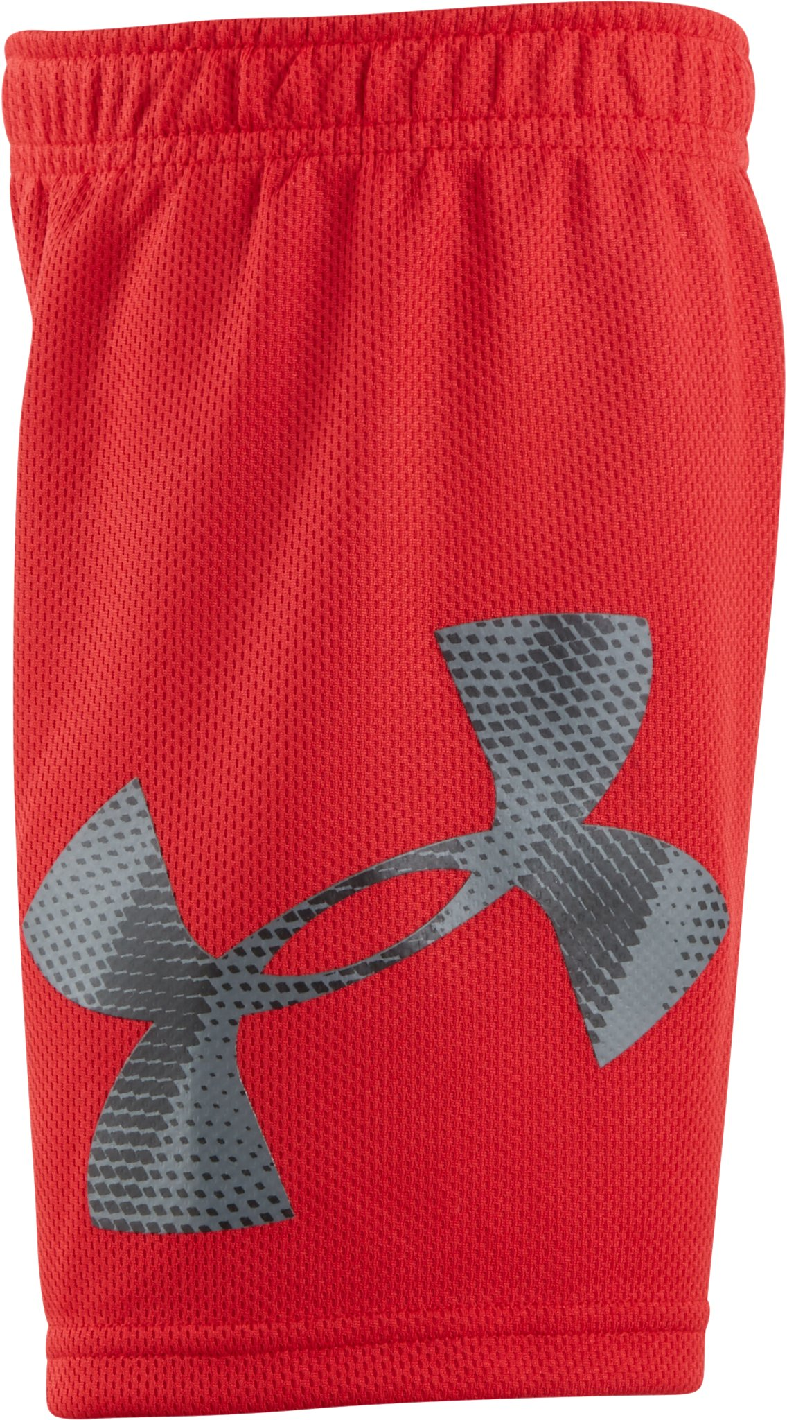 Boys' Infant UA Triple Double Set, Carbon Heather, undefined