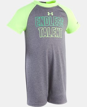 Boys' Newborn UA Endless Talent Bodysuit  1 Color $17.99