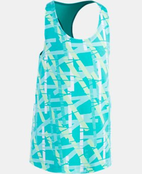 Girls' Pre-School UA MixMaster Tank  1 Color $16.99