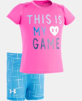 Girls' Infant UA This Is My Game Set   $18.74