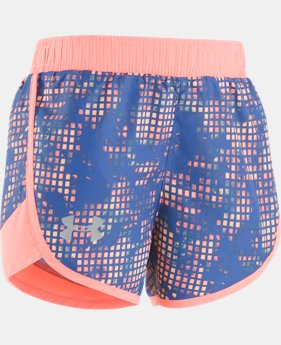 Girls' Toddler UA Terra Fast Lane Shorts   $32.07