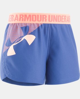 Girls' Toddler UA Play Up Shorts   $29.15