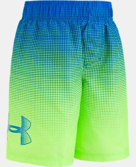 Boys' UA Angle Drift Volley Shorts  1 Color $29.99