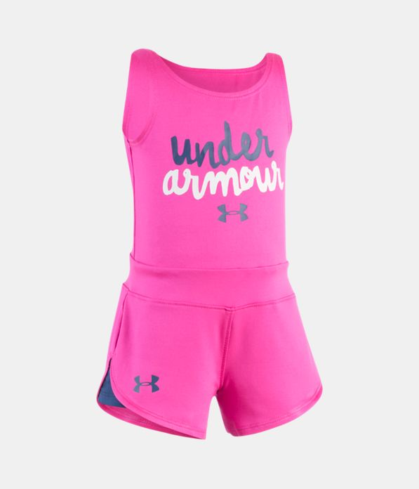 6177b238c Girls  Infant UA Primo Romper