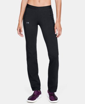 Women's UA Favorites Straight Leg Pants FREE U.S. SHIPPING 2  Colors Available $55