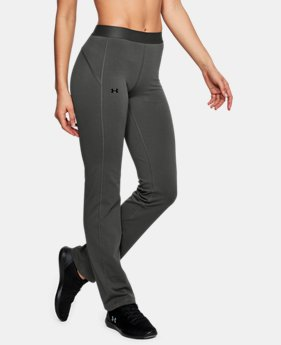Women's UA Favorites Straight Leg Pants  1  Color Available $33