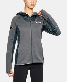 New to Outlet Women's NFL Combine Authentic Swacket   $105