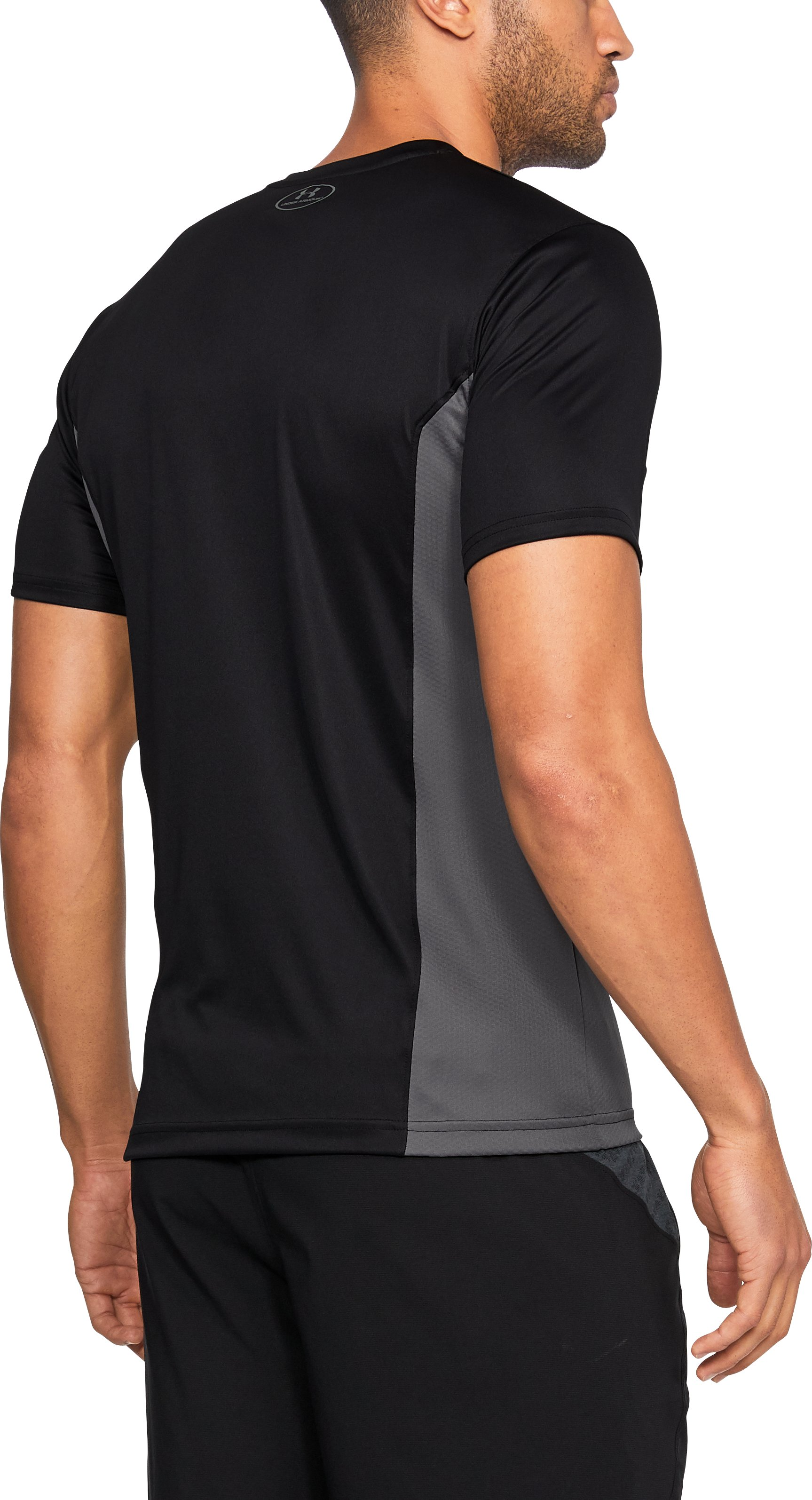 Men's UA Challenger II Training Shirt, Black ,