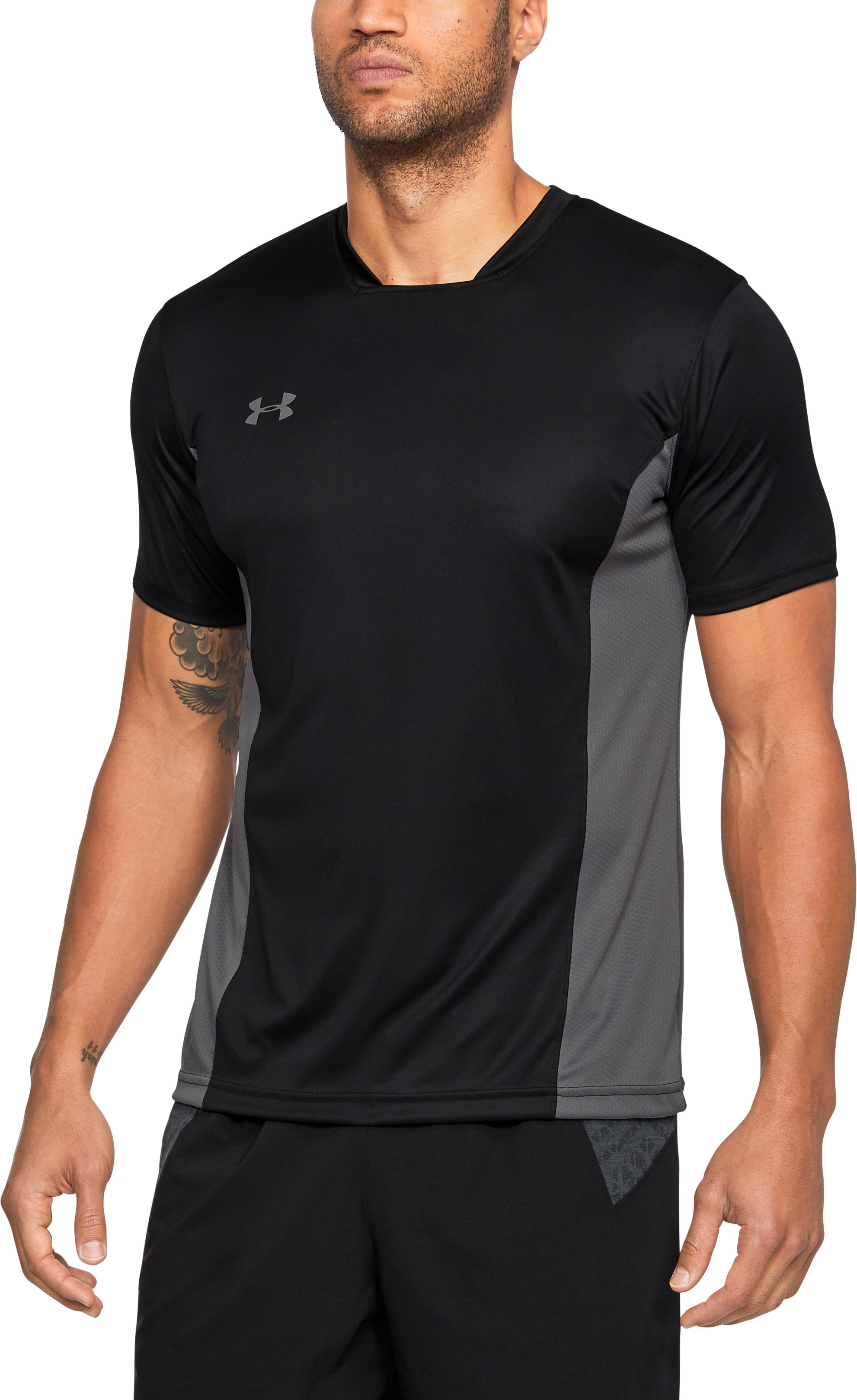Men's UA Challenger II Training Shirt, Black