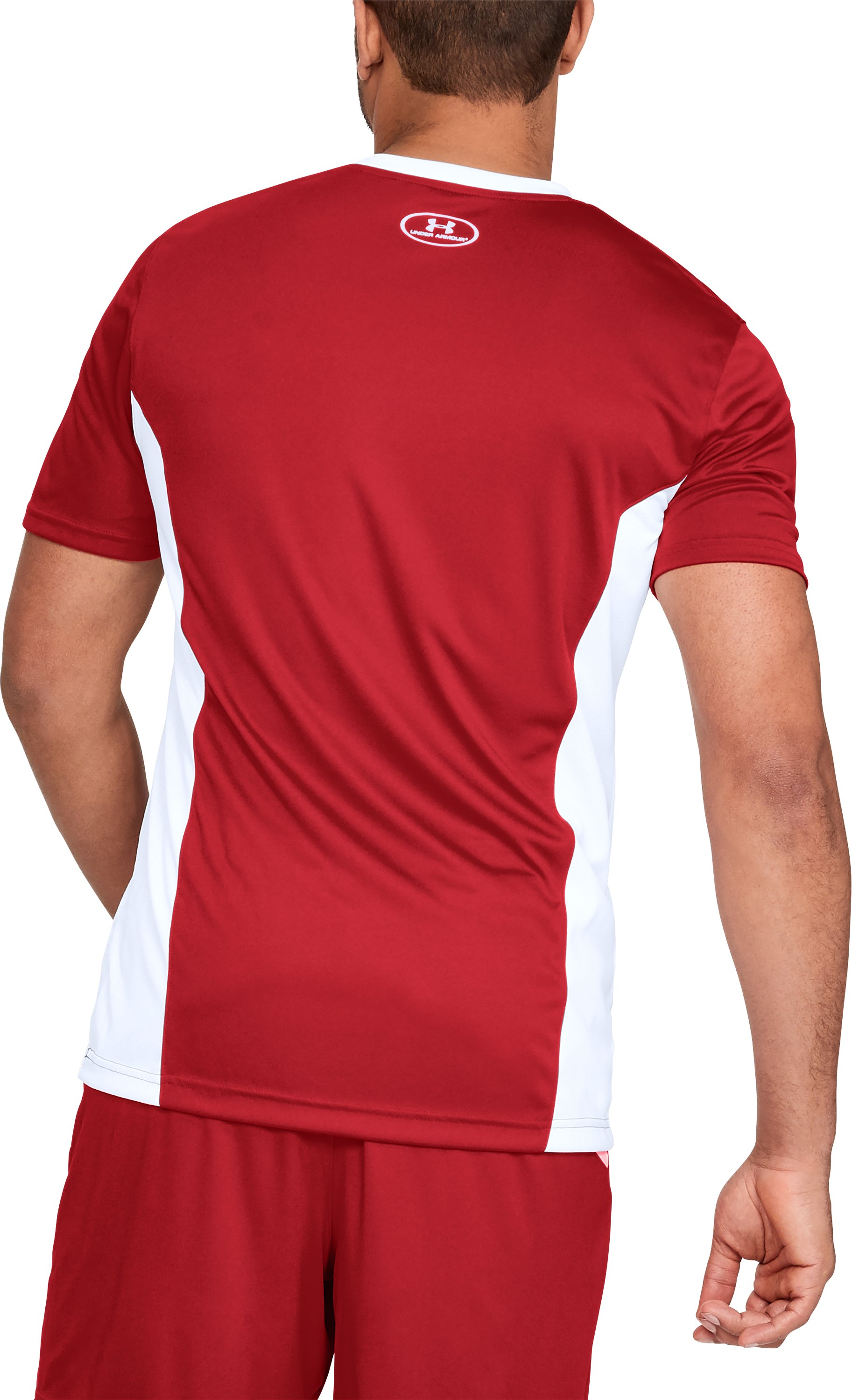 Men's UA Challenger II Training Shirt, Red,