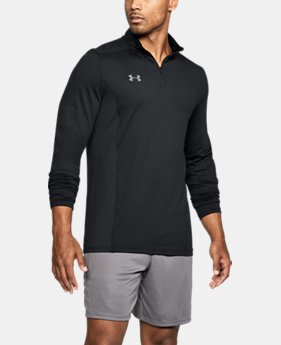 New Arrival  Men's UA Challenger II Midlayer Shirt  1  Color Available $65