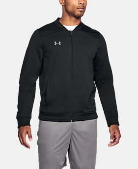 Men's UA Challenger II Track Jacket  2  Colors $70