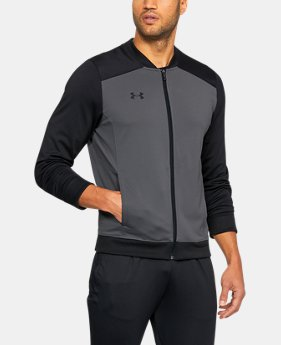Men's UA Challenger II Track Jacket  1  Color Available $65