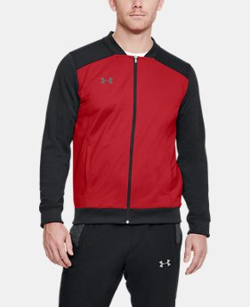 premium selection 62b12 192aa Men s UA Challenger II Track Jacket 1 Color Available  65