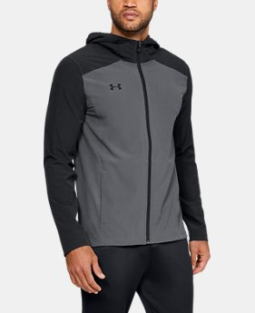 Men's UA Challenger II Storm Shell Jacket  1  Color Available $75