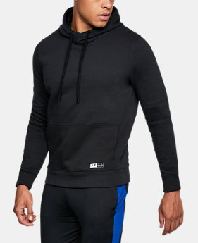 Men's UA Challenger II Hoodie  1  Color Available $50