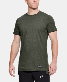 New Arrival Men's UA Accelerate Off-Pitch T-Shirt  1 Color $45