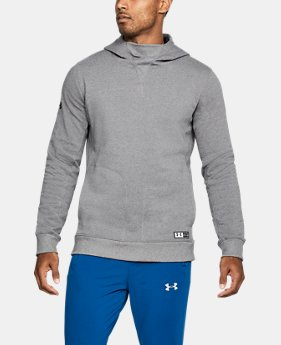 Men's UA Accelerate Hoodie  1  Color Available $80