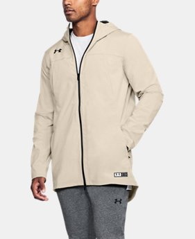 Men's UA Accelerate Terrace Jacket FREE U.S. SHIPPING 4  Colors Available $120