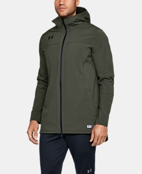 New Arrival Men's UA Accelerate Terrace Jacket  1 Color $120