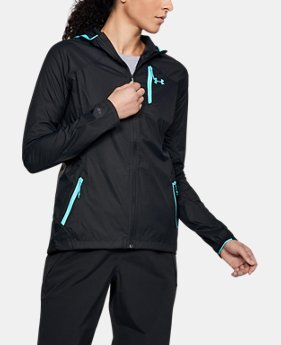 Women's UA Mission Jacket  1 Color $110