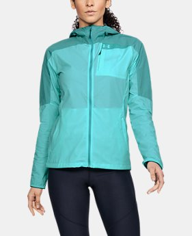 Women's UA Scrambler Hybrid Jacket  2 Colors $150
