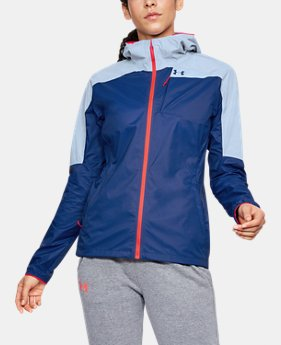 New Arrival Women's UA Scrambler Hybrid Jacket  1 Color $130