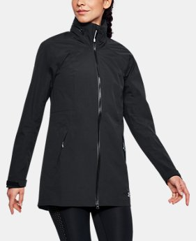 Women's UA Trektic Parka  2  Colors Available $190